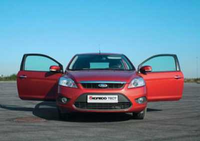 Ford Focus. - Ford Focus 1.8 TDCi. От 489 000 руб
