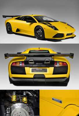Lamborghini от Reiter Engineering, Murcielago R-GT